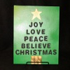 Inspirational Christmas Tree Canvas