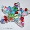 Colorful Beaded Ornaments