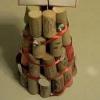 Christmas Cork Tree