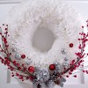 5 Ways to Decorate for Christmas with Coffee Filters  More Green Craft Ideas