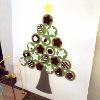 Felt Ornaments Advent Calendar