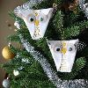 5 Homemade Christmas Ornaments for Kids: Easy Christmas Ornament Crafts