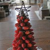 Strawberries and Chocolate Christmas Tree