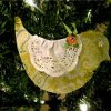 Turtle Dove Ornaments