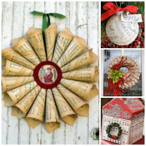 Inspired by your favorite christmas music 37 christmas for Christmas classic art craft festival