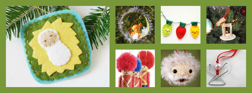 Handmade Christmas Ornaments Insanely Cute Crafts