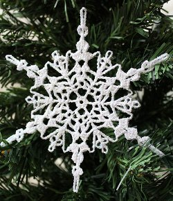 20 + FREE Snowflake Crochet Patterns | Free Crochet