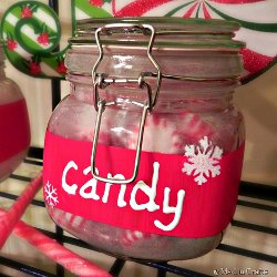 Snarky Christmas Canisters