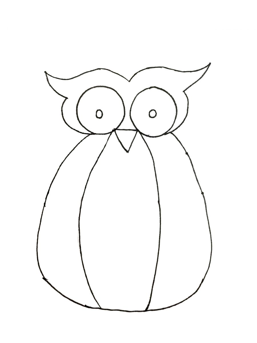 Click Here To The Owl Template
