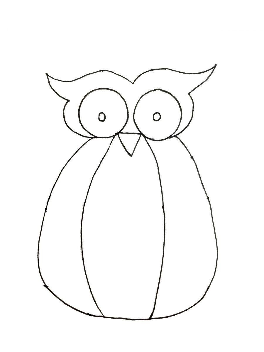 snowy owl ornaments allfreechristmascrafts com